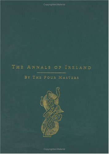 9780940134140: The Annals of Ireland: Translated from the Original Irish of the Four Masters, Part 2