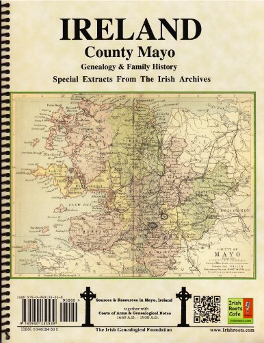 County Mayo, Ireland, Genealogy & Family History, special extracts from the IGF archives: ...