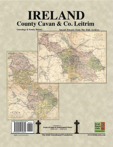 Co. Cavan & Co. Leitrim Ireland, Genealogy: Michael C. O'Laughlin