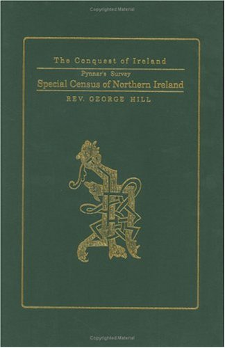 9780940134652: A Special Census of Northern Ireland: Pynnars Survey