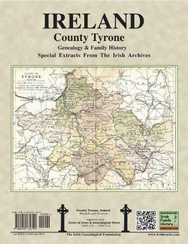 Ireland Co. Tyrone Genealogy & Family History Notes: O'Laughlin, Michael C.