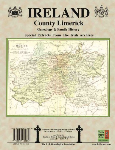 9780940134836: County Limerick Ireland, Genealogy & Family History Notes and Coats of Arms