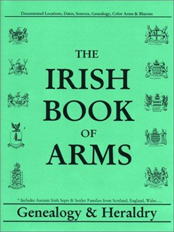Irish Book of Arms Genealogy Heraldry: O'Laughlin, Michael C.