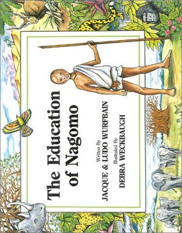 9780940143302: The Education of Nagomo