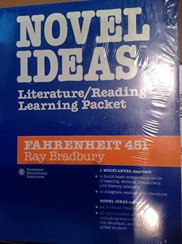 Novel Ideas Classic: Fahrenheit 451 Ray Bradbury
