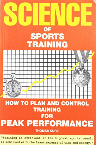 9780940149007: Science of Sports Training: How to Plan and Control Training for Peak Performance