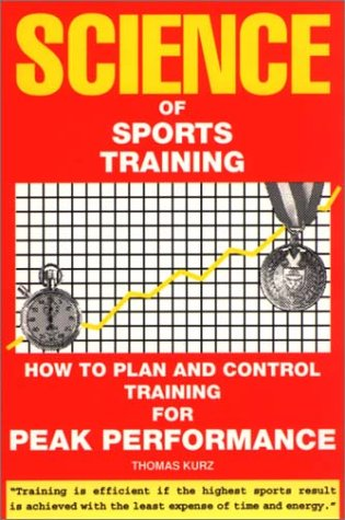 9780940149106: Science of Sports Training: How to Plan and Control Training for Peak Performance