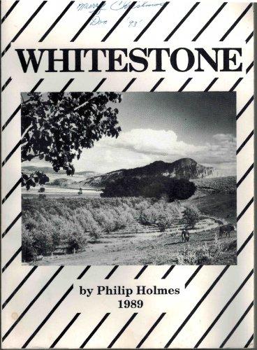 Whitestone -- (Colville, Washington): Holmes, Philip