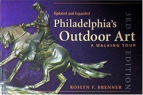 9780940159723: Philadelphia's Outdoor Art: A Walking Tour