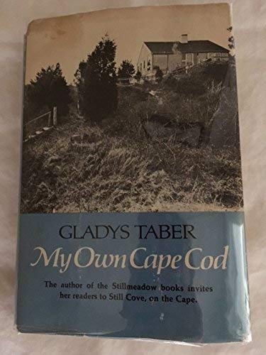 My Own Cape Cod (0940160102) by Gladys Taber