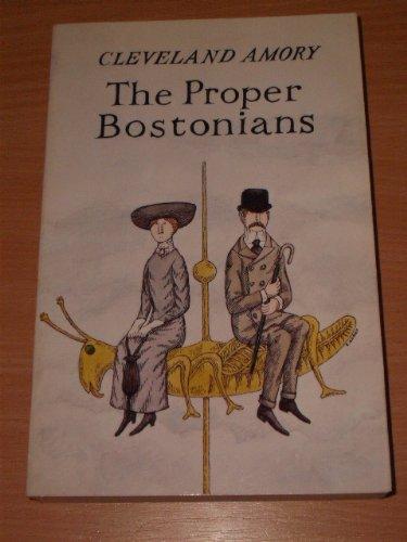 The Proper Bostonians: Cleveland Amory