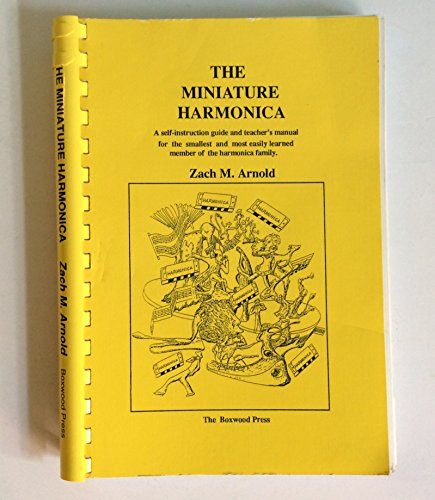 9780940168305: The Miniature Harmonica