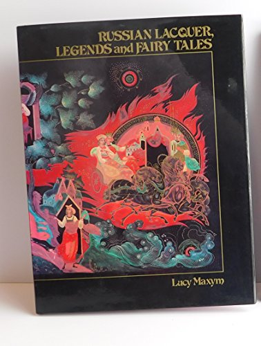 9780940202016: Russian Lacquer, Legends and Fairy Tales: 1