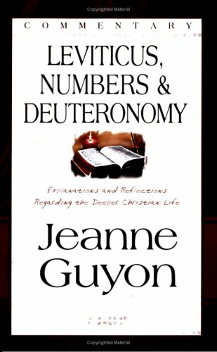 9780940232907: Leviticus, Numbers & Deuteronomy: Commentary