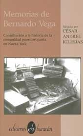 9780940238268: Memorias De Bernardo Vega (Colección Norte)
