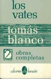 Los Vates: Tomas Blanco
