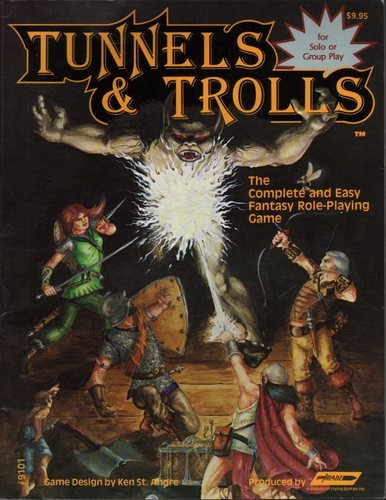 9780940244009: Tunnels and Trolls