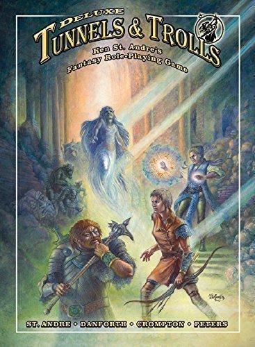 9780940244900: Deluxe Tunnels & Trolls Rulebook
