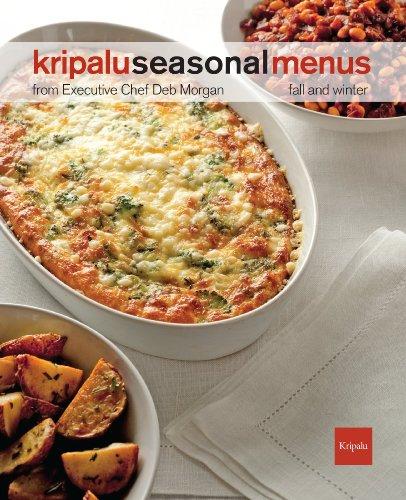 9780940258525: Kripalu Seasonal Menus Fall and Winter