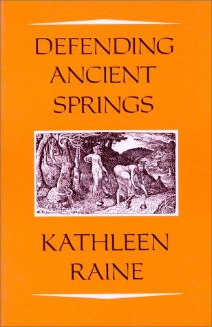 9780940262133: Defending Ancient Springs