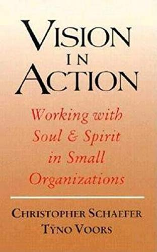 9780940262744: Vision in Action: Working with Soul & Spirit in Small Organizations (Spirituality and Social Renewal)