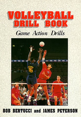 9780940279421: Volleyball Drill Book: Game Action Drills