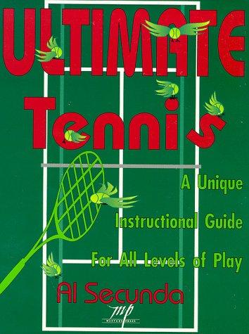 9780940279537: Ultimate Tennis: The Pleasure Game
