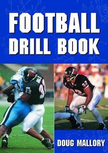 9780940279728: Football Drill Book