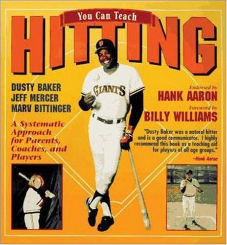 9780940279735: You Can Teach Hitting: A Systematic Approach for Parents, Coaches, and Players