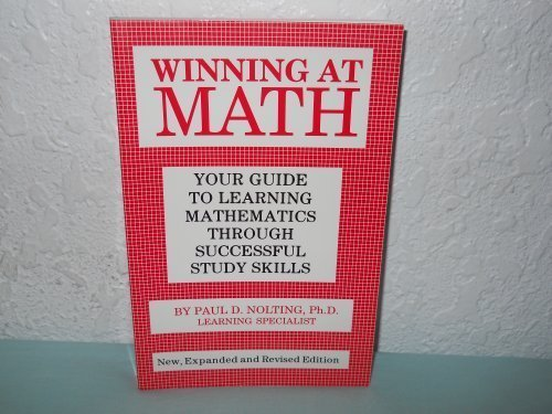 9780940287198: Winning At Math
