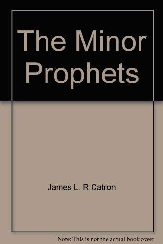 9780940293533: The Minor Prophets: Messages for yesterday and today (Emmaus Bible commentary)