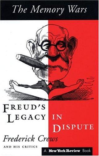 9780940322073: Memory Wars: Freud's Legacy in Dispute