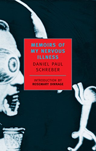 9780940322202: Memoirs of My Nervous Illness (New York Review Books Classics)
