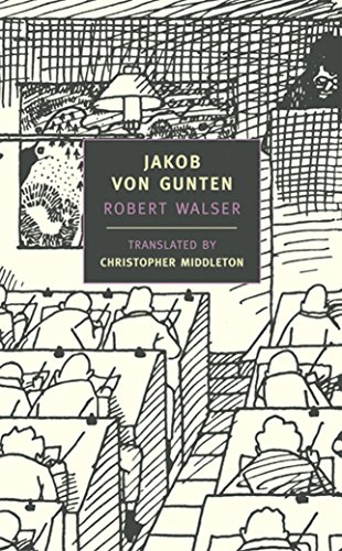 Jakob von Gunten (New York Review Books: Robert Walser