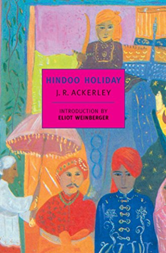 9780940322257: Hindoo Holiday: An Indian Journal (New York Review Books Classics)