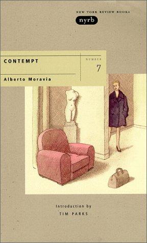 9780940322271: Contempt (New York Review Books Classics)