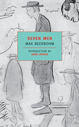 9780940322547: Seven Men (New York Review Books Classics)