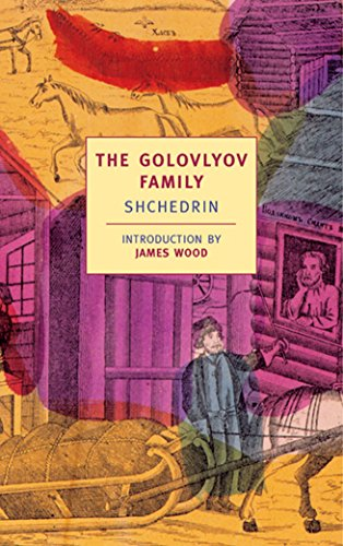 9780940322578: The Golovlyov Family (New York Review Books Classics)