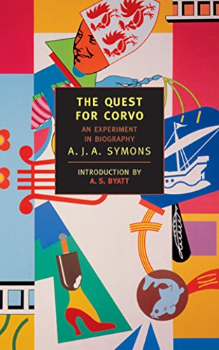 9780940322615: The Quest for Corvo: An Experiment in Biography (New York Review Books Classics)