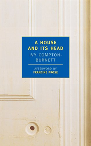 9780940322646: A House and Its Head (New York Review Books Classics)