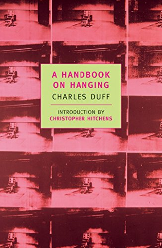 9780940322677: A Handbook on Hanging