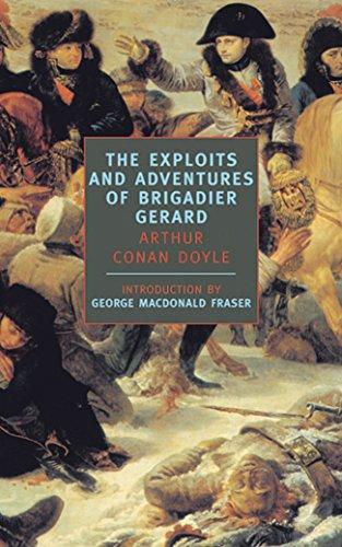 9780940322738: Exploits and Adventures of Brigadier Gerard (New York Review Books Classics)