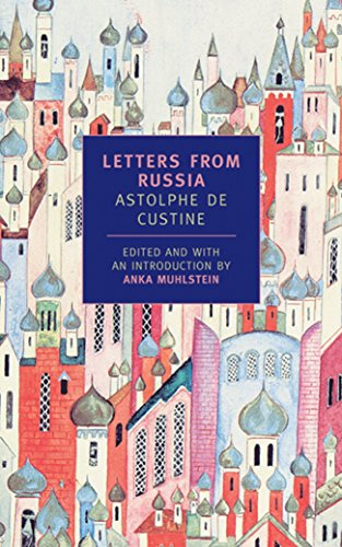9780940322813: Letters from Russia (New York Review Books Classics)