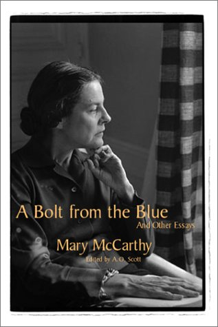 9780940322936: A Bolt from the Blue and Other Essays