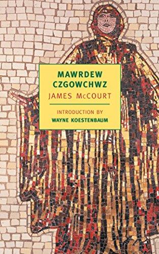 9780940322974: Mawrdew Czgowchwz (New York Review Books Classics)
