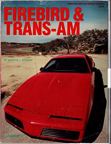 9780940346116: Pontiacs: Third Generation Firebirds and Trans Ams