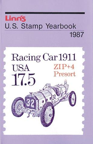 9780940403079: U.S. Stamp Yearbook 1987