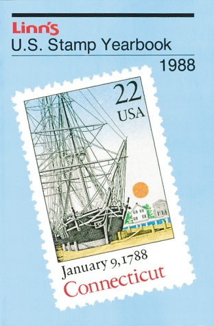 9780940403116: U.S. Stamp Yearbook 1988