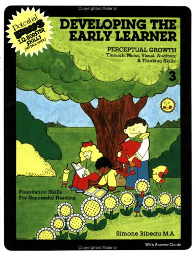 9780940406032: Developing the Early Learner: Level 3