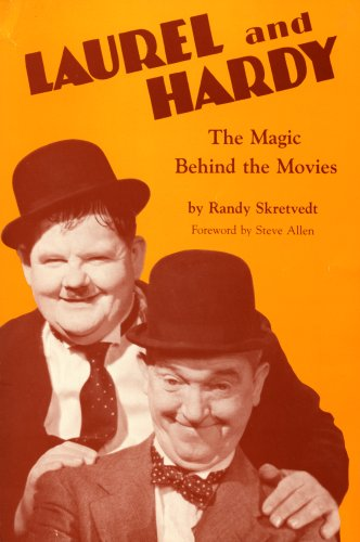 9780940410770: Laurel and Hardy: The Magic Behind the Movies